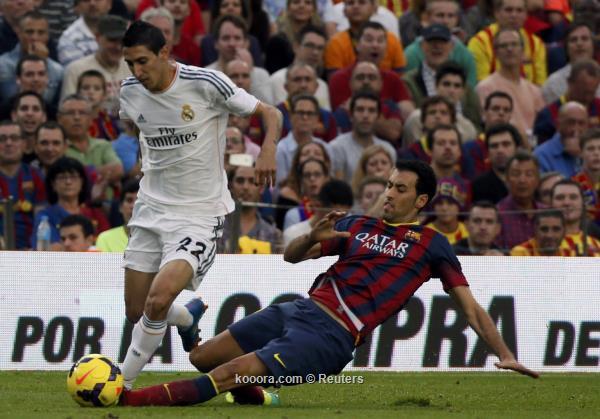 صور مباراة برشلونة و ريال مدريد في الدوري الاسباني اليوم السبت 26-10-2013 , لقطات الكلاسيكو