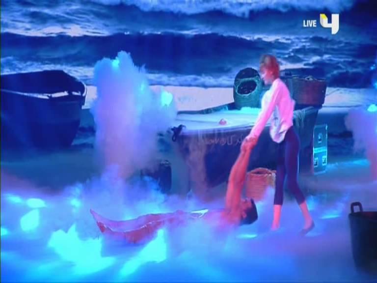 يوتيوب اداء ديو ميري - Duo miri - أرب قوت تالنت - Arabs Got Talent النصف النهائي السبت 26-10-2013