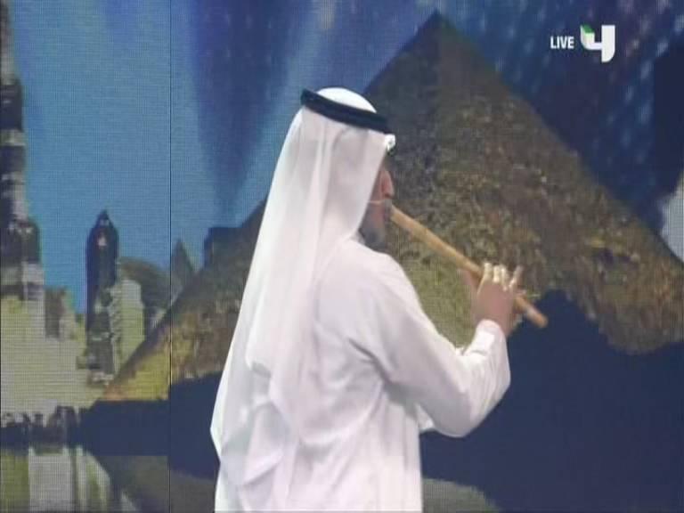 ������ ���� ���� ������ -Sheyaab - Arabs Got Talent ����� ������� ����� 26-10-2013