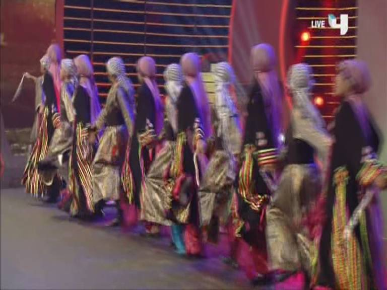 يوتيوب اداء فرقة الكوفية الفلسطينية - أرب قوت تالنت - Arabs Got Talent النصف النهائي اليوم السبت