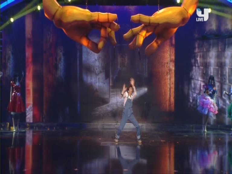 يوتيوب اداء أحمد حبشي - أرب قوت تالنت - Arabs Got Talent العروض المباشرة السبت 26-10-2013