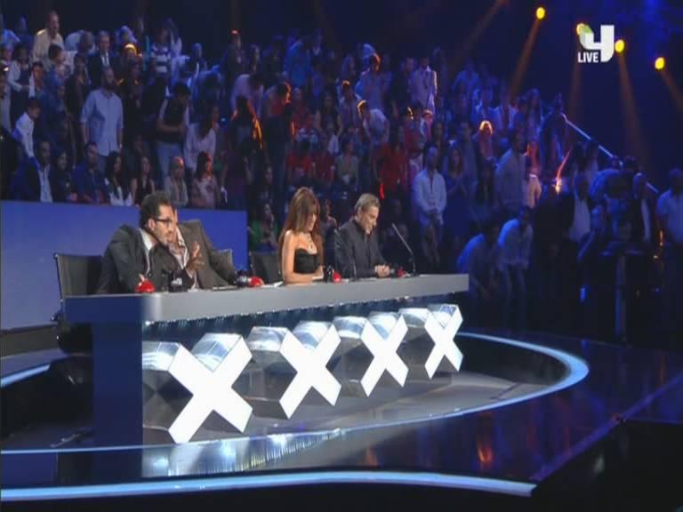 ������ ����� ������� �� ��� ��� ����� - Arabs Got Talent ������ �������� ����� 26-10-2013