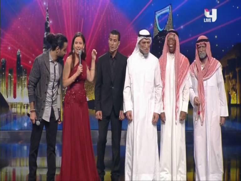 يوتيوب تأهل فريق شياب ومحمد الديري للنهائي عرب غوت تالنت 3 - السبت 26-10-2013