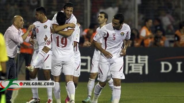 أهداف مباراة الاردن و نيجريا الودية اليوم الاثنين 28-10-2013