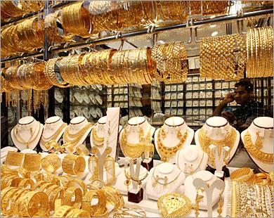 أسعار الذهب في مصر اليوم الثلاثاء 29-10-2013 , Price of one gram of gold