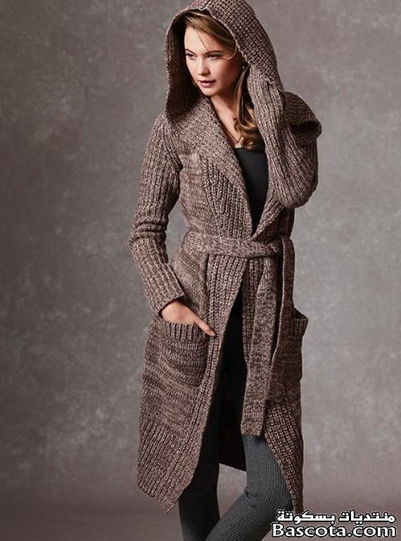 صور ملابس محجبات شتوية , ازياء بنات محجبات جديدة لفصل الشتاء