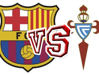 29/10/2013 Barcelona vs Celta de Vigo La Liga 2013 Live stream Broadcasting