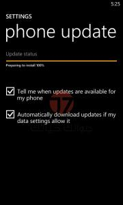 طريقة تحديث نظام ويندوز فون 8 على أجهزة نوكيا لوميا 620, 810, 820, 822, 920, 1020