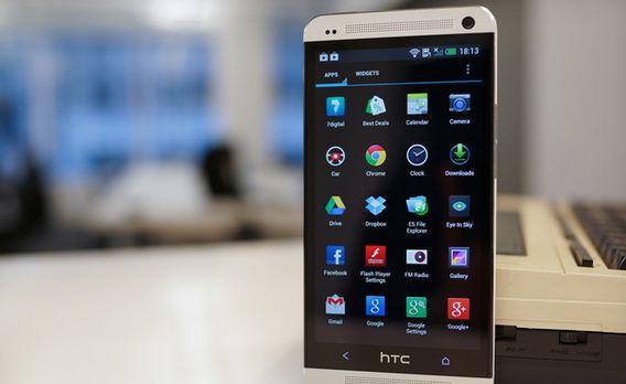 شركة HTC تتحدى ابل بهاتف One Max القارئ للبصمة