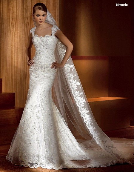 e08f4e95a622e فساتين زفاف تركية شيك