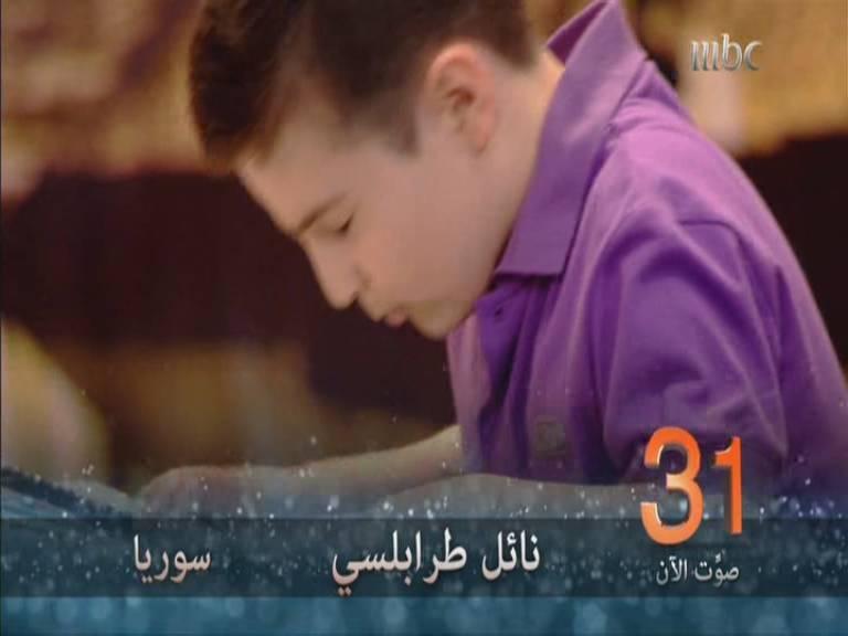 يوتيوب أداء نايل الطرابلسي - سوريا - Arabs Got Talent العروض المباشرة السبت 2-11-2013