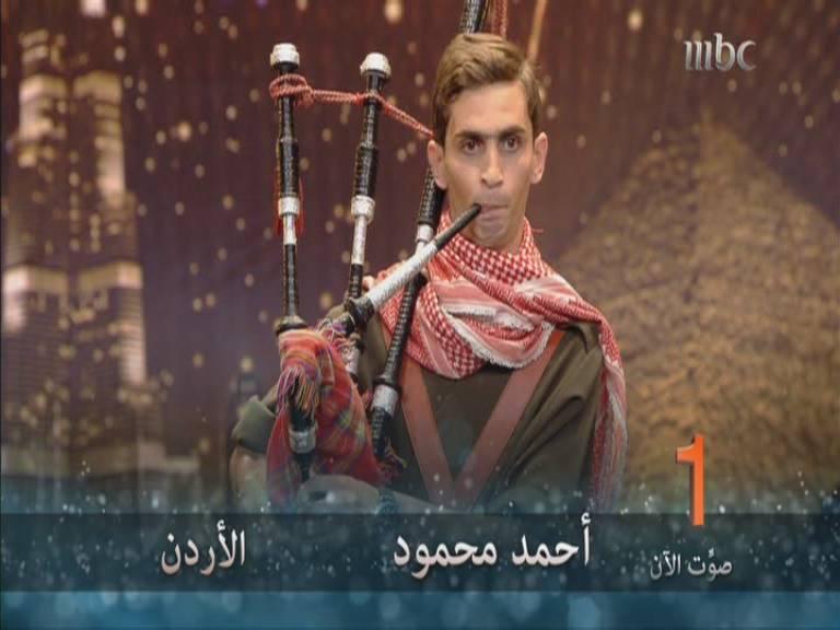 يوتيوب اداء أحمد محمود - الاردن - Arabs Got Talent العروض المباشرة اليوم السبت 2-11-2013