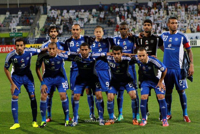 أهداف مباراة العين و النصر في الدوري الاماراتي اليوم الخميس 31-10-2013