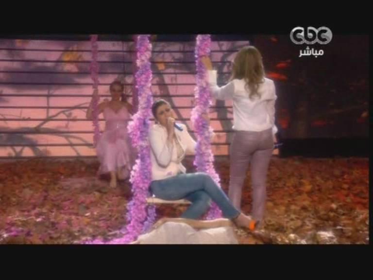 اغنية أديش كان فيه ناس ماريا سركيس و ليليا - ستار اكاديمي 9- Star Academy الخميس 31-10-2013