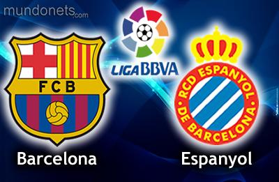 مشاهدة مباراة برشلونة واسبانيول الجمعة 1/11/2013 على الجزيرة الرياضية الرياضية مباشره