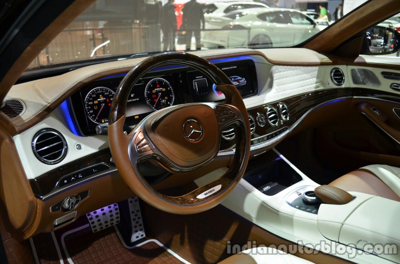 ��� ����� ������ ������ �� ���� , 2014 BRABUS Mercedes S-Class