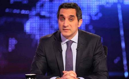 صور باسم يوسف يستغيث بالإمارات احمونى 2014