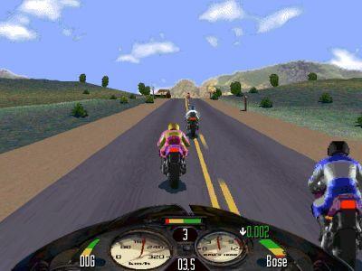 تحميل لعبة الموتوسيكلات Road Rash كاملة مجانا