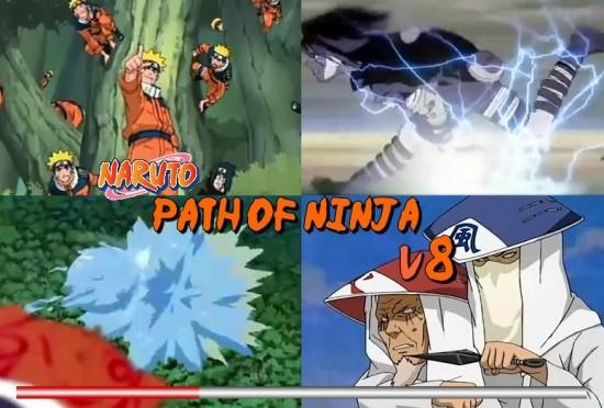����� ���� ������ ��������� ���� ���� Naruto Ninja 8