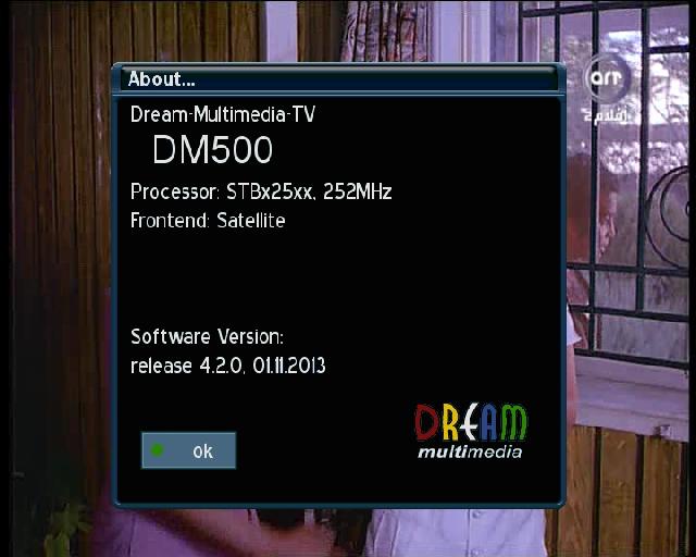 لاول مرة على النت صورة GEMINI 4.20 - CCCAM 2.13 مع تعديل المشاهدة عبر المتصفح