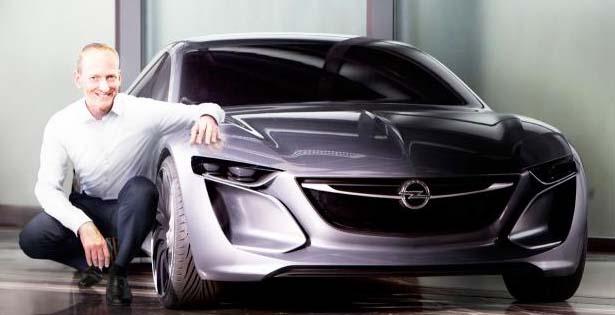 صور أوبل مونزا التجريبية 2014 , أوبل مونزا 2014 , Opel Monza pilot
