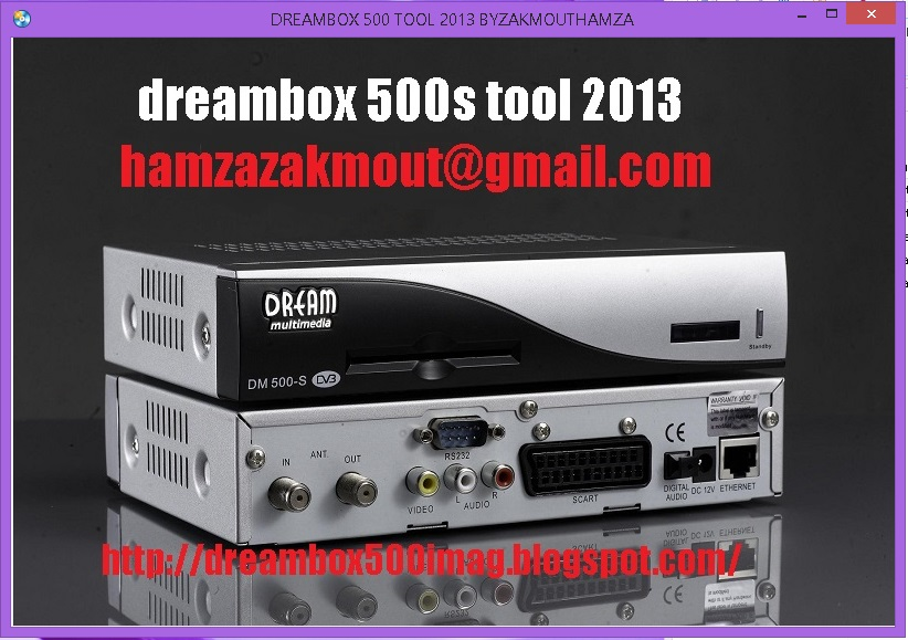 ������ ����� ���� ������ ���� 500 , dreambox tool , ����� ���� ���� �����