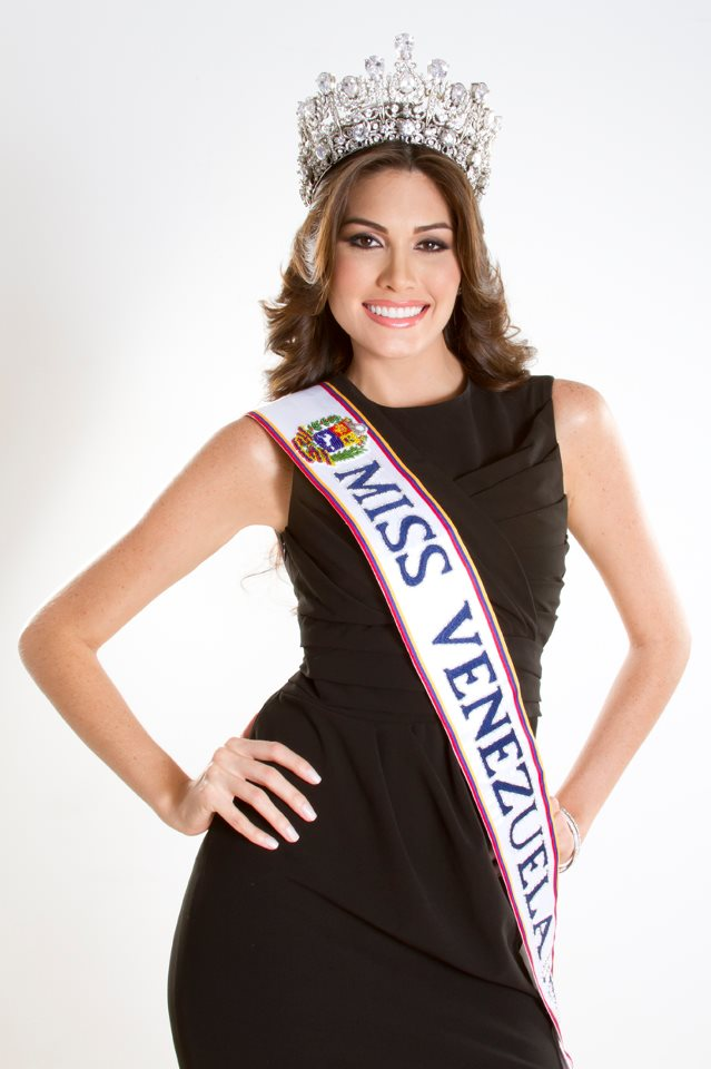 تتويج الفنزويلية غابرييلا ايسلر ملكة جمال الكون 2013 , ملكة جمال الكون فنزويلية 2013