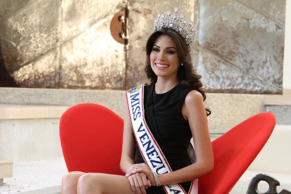 صور غابرييلا ايسلر ملكة جمال العالم 2013 , the Venezuelan Gabriela Isler