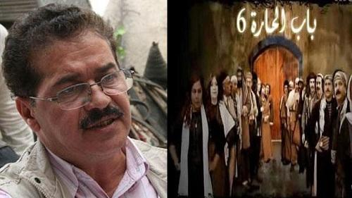مسلسل باب الحارة الجزءالسادس في 2014 مع المخرج بسام الملا