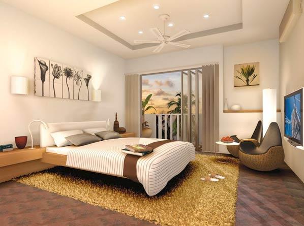 ديكورات غرف نوم كويتية , دهانات غرف نوم كويتية