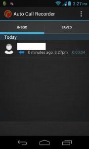 تحميل برنامج Auto Call Recorder لتسجيل المكالمات للاندرويد 2014