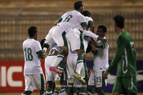 نتيجة مباراة السعودية و العراق و تأهل المنتخب السعودي رسميا لكأس آسيا 2015