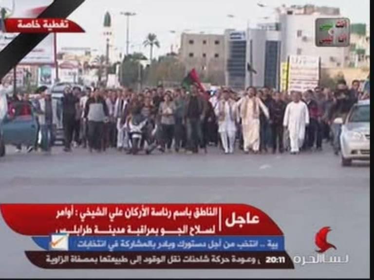 صور اشتباكات منطقة غرغور اليوم الجمعة 15-11-2013