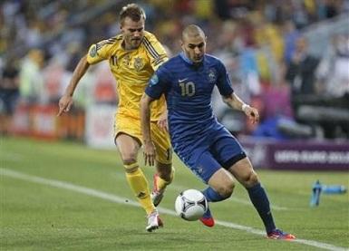 أهداف مباراة فرنسا و أوكرانيا في ملحق كأس العالم 2014 اليوم الجمعة 15-11-2013