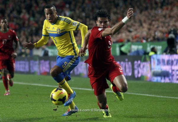 نتيجة مباراة البرتغال و السويد في ملحق كاس العالم اليوم الجمعة 15-11-2013