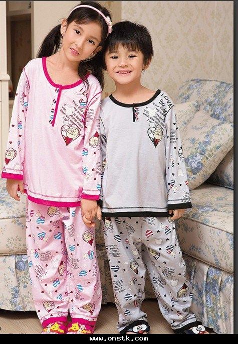 صور بيجمات شتوية للاطفال 2018 , صور ملابس نوم اطفال من سنة الي ستة سنين