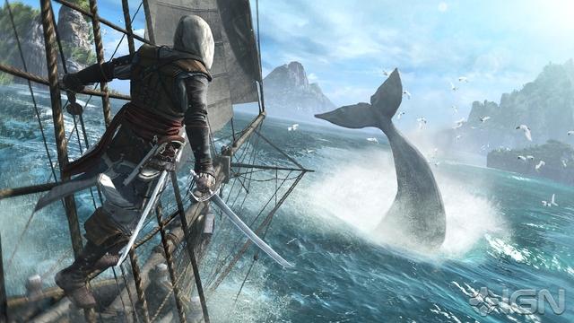 اللعبة المنتظرة Assassins Creed IV Black Flag 2013 نسخة Repack