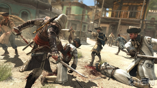 ������ �������� Assassins Creed IV Black Flag 2013 ���� Repack