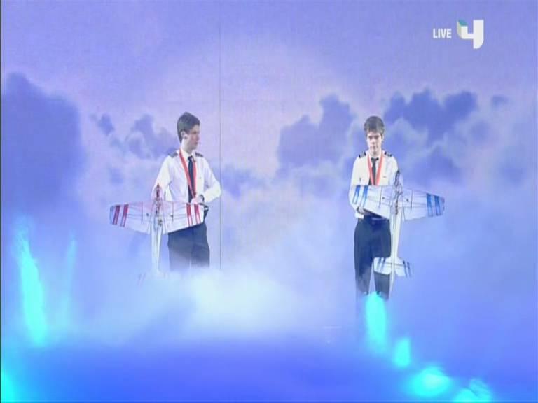 يوتيوب عرض الفرقة الاخوان لفخاخ شكس الفرنسية - أرب قوت تالنت - Arabs Got Talent السبت 16-11-2013