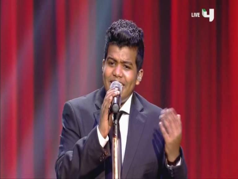 ������ ����� ������ ��� - ��������� ������� - ��� ��� ����� - Arabs Got Talent ����� 16-11-2013