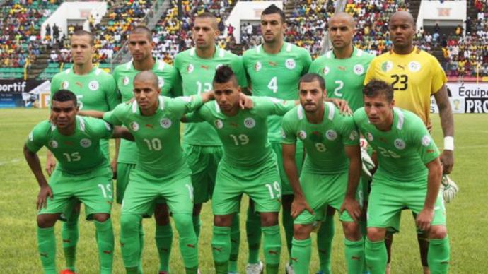 ������ ������� �������� ���� ����� �������� ������� ������ Algeria vs Burkina Faso