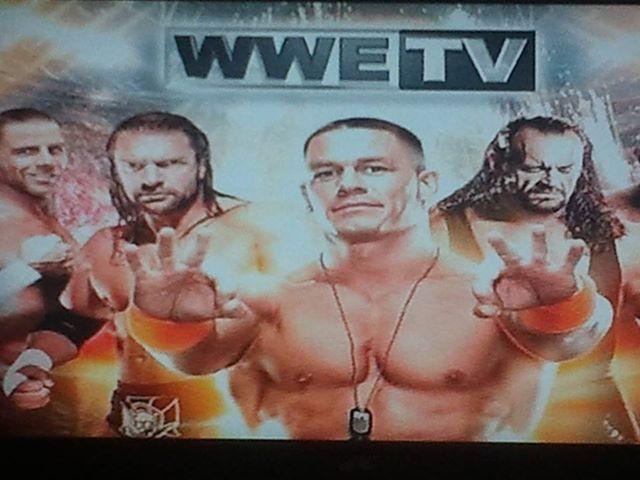 تردد قناة wwe المصارعة الحرة WWE