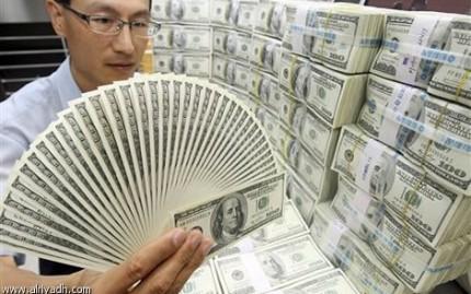 اسعار الدولار فى السوق السوداء فى مصر اليوم الاثنين 18-11-2013