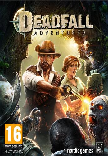 ���� ��������� �� ����� ������� Deadfall Adventures 2013 ���� �����