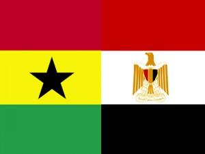 اهداف مباراة مصر و غانا في تصفيات كاس العالم اليوم الثلاثاء 19-11-2013