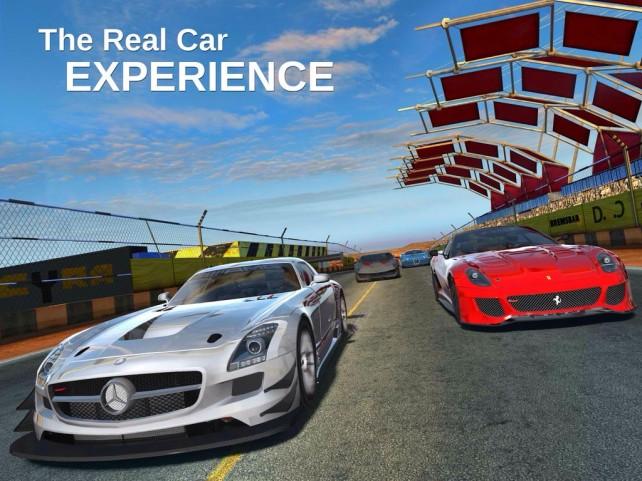 لعبة GT Racing 2 تجلب تجربة القيادة للايفون والايباد