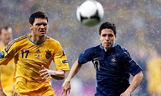 موعد مباراة فرنسا وأوكرانيا في ملحق كاس العالم اليوم الثلاثاء 19-11-2013
