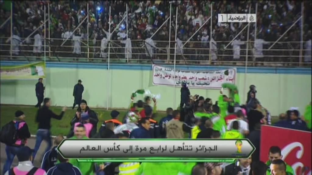 نتيجة مباراة الجزائر و بوركينا فاسو في تصفيات كأس العالم اليوم الثلاثاء 19-11-2013