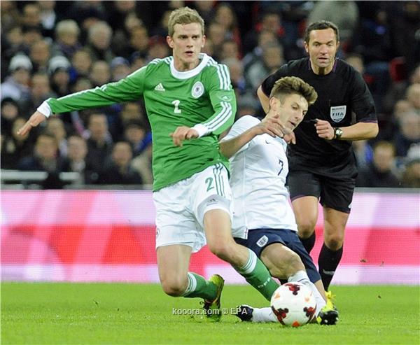 نتيجة مباراة انجلترا و المانيا الودية اليوم الثلاثاء 19-11-2013