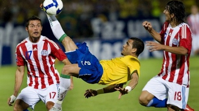 أهداف مباراة البرازيل وتشيلي الودية اليوم الاربعاء 20-11-2013